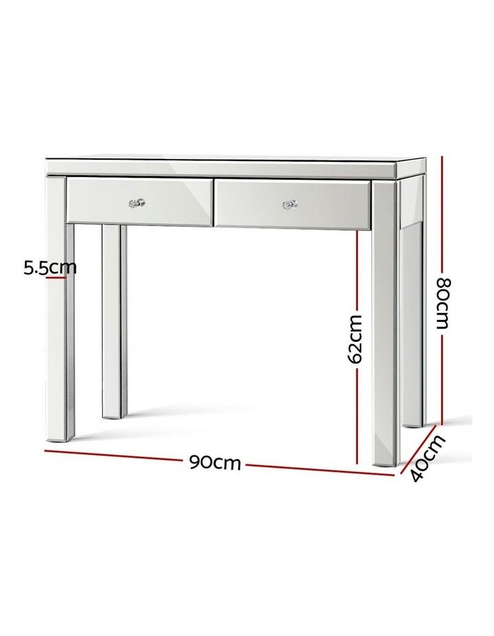 Mirrored Furniture Dressing image 3