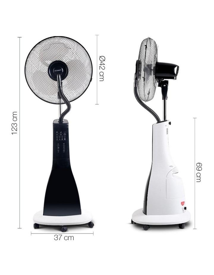 Devanti Portable Misting Fan with Remote Control image 2