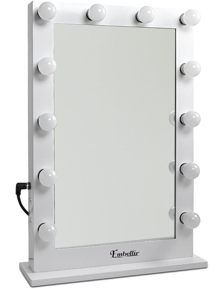 Make Up Mirror with LED Lights image 1