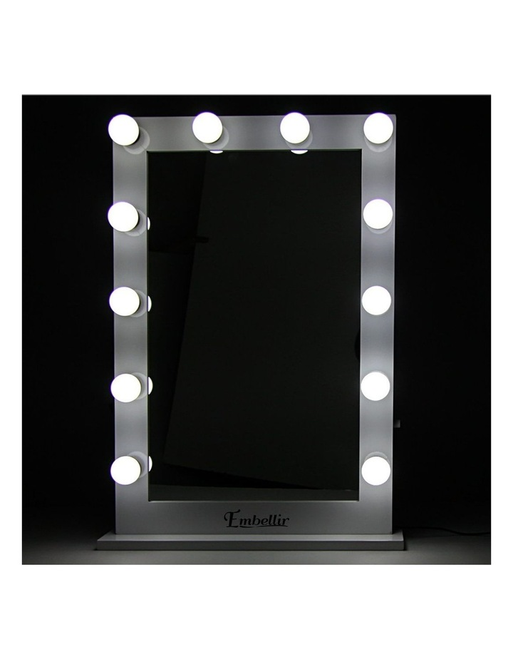 Make Up Mirror with LED Lights image 4