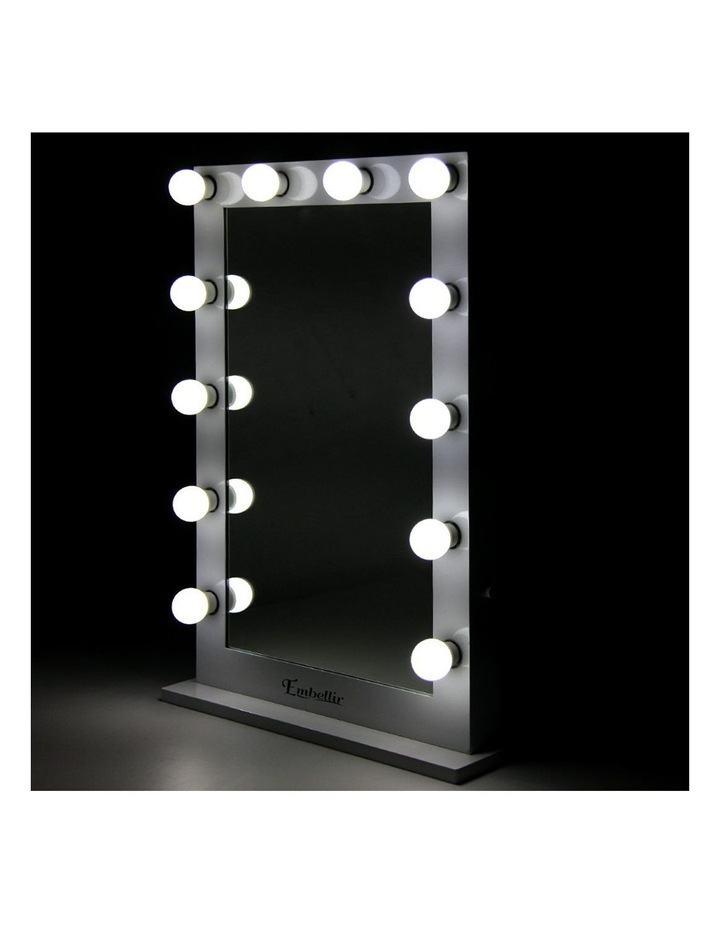 Make Up Mirror with LED Lights image 5