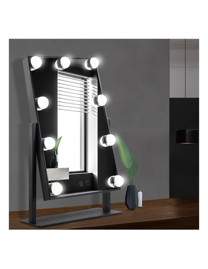 Hollywood Makeup Mirror Tabletop Vanity Mirror 12 LED Bulbs image 3