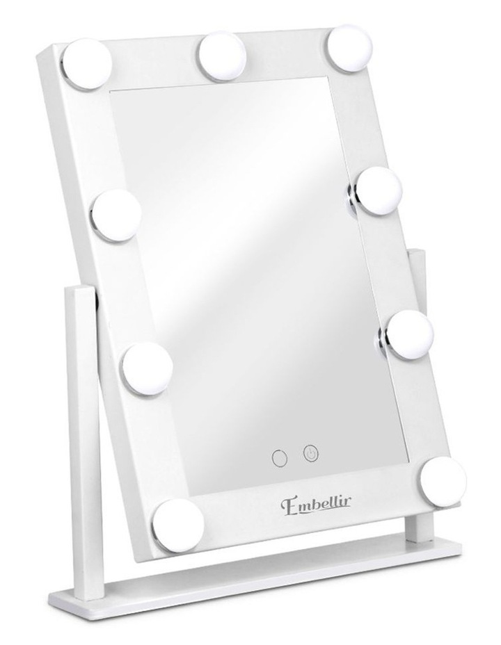 LED Standing Makeup Mirror image 1