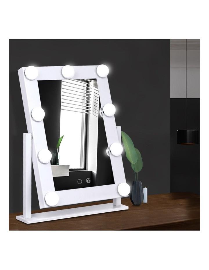 LED Standing Makeup Mirror image 3