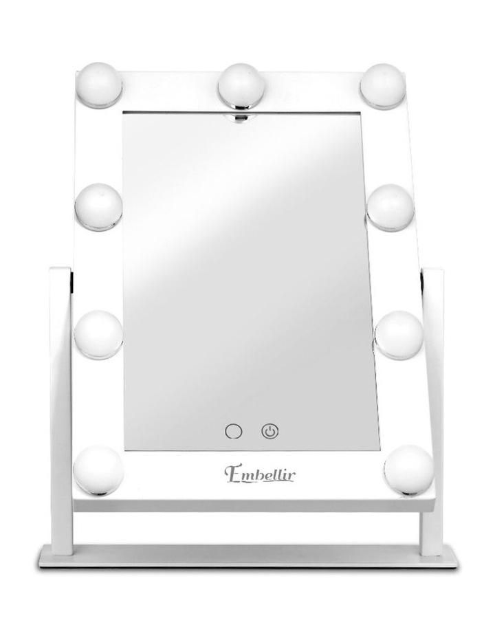 LED Standing Makeup Mirror image 4