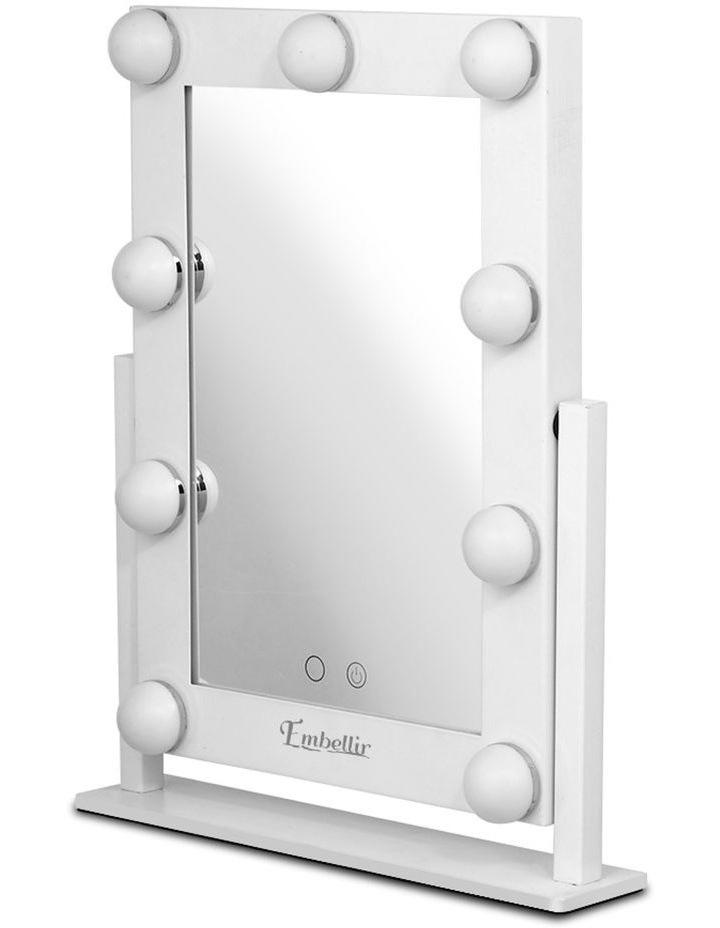 LED Standing Makeup Mirror image 5