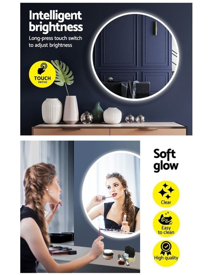 60CM LED Wall Mirror image 5
