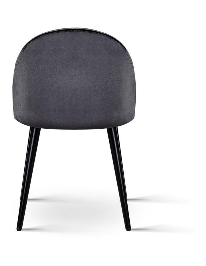 Velvet Modern Dining Chair image 6