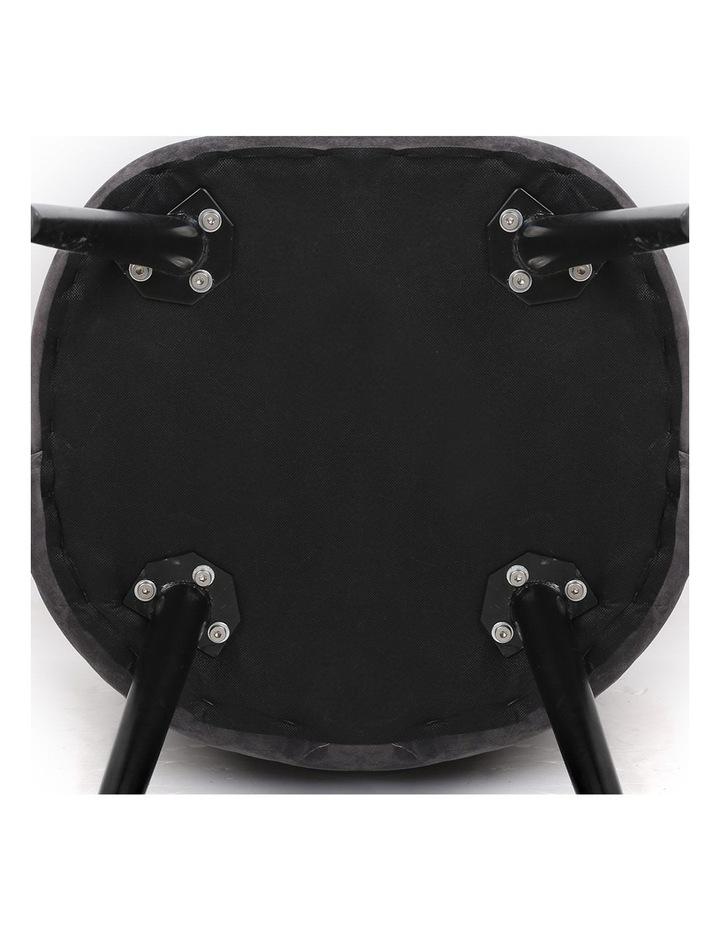 Velvet Modern Dining Chair image 7