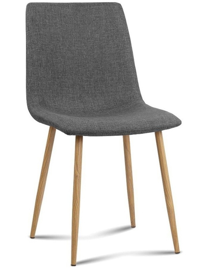 4X Collins Dining Chairs image 1