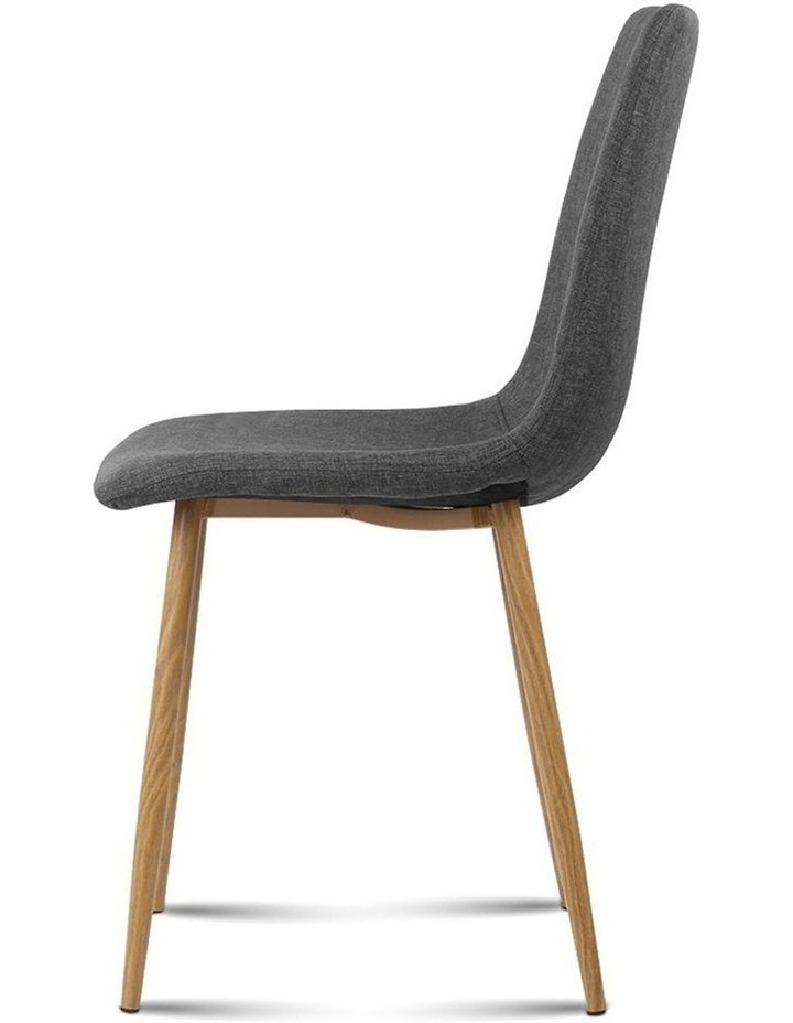 4X Collins Dining Chairs image 5