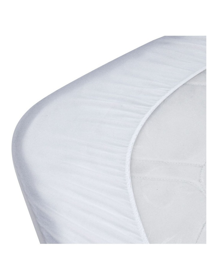 Double Size Waterproof Bamboo Mattress Protector image 4