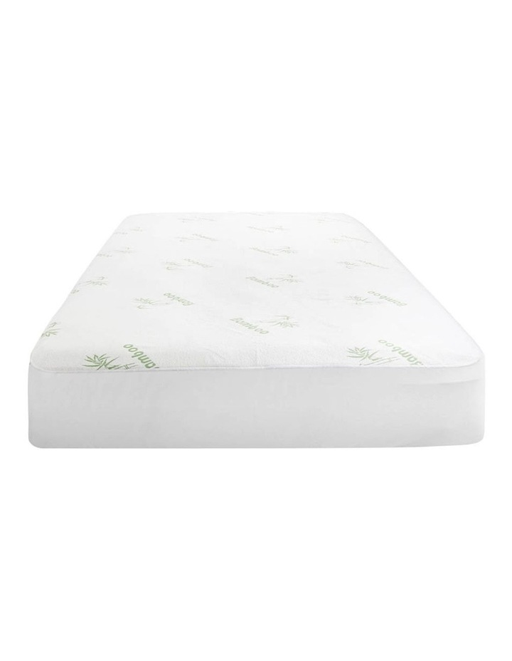 Bamboo Mattress Protector Double image 5