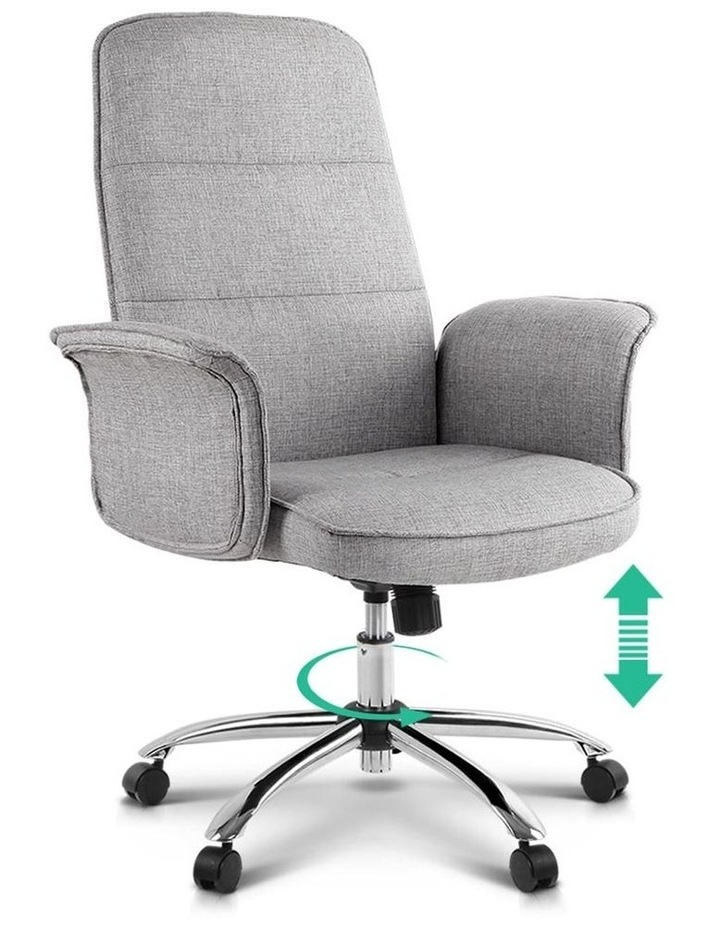 Fabric Office Desk Chair image 4