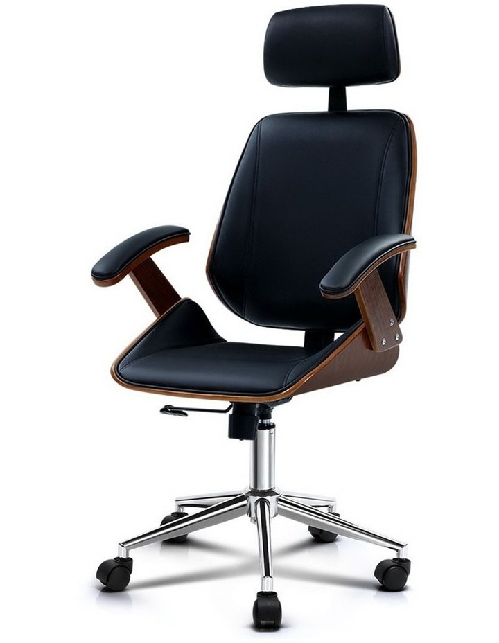 Wooden Office Chair image 1