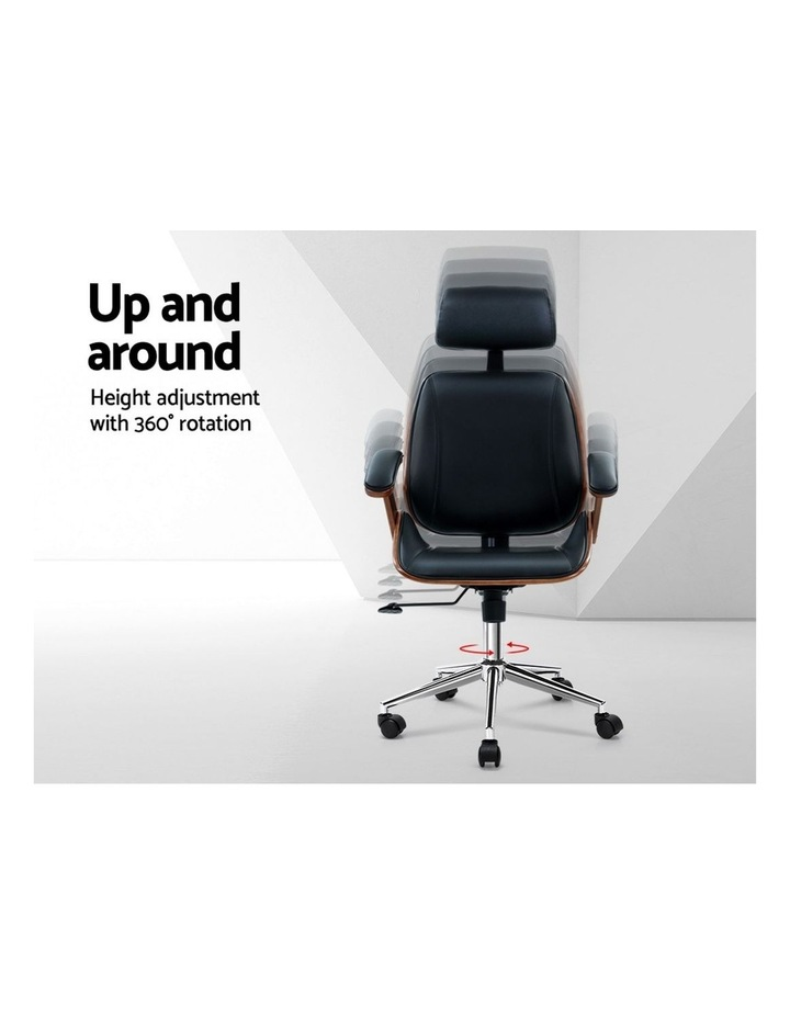 Wooden Office Chair image 3