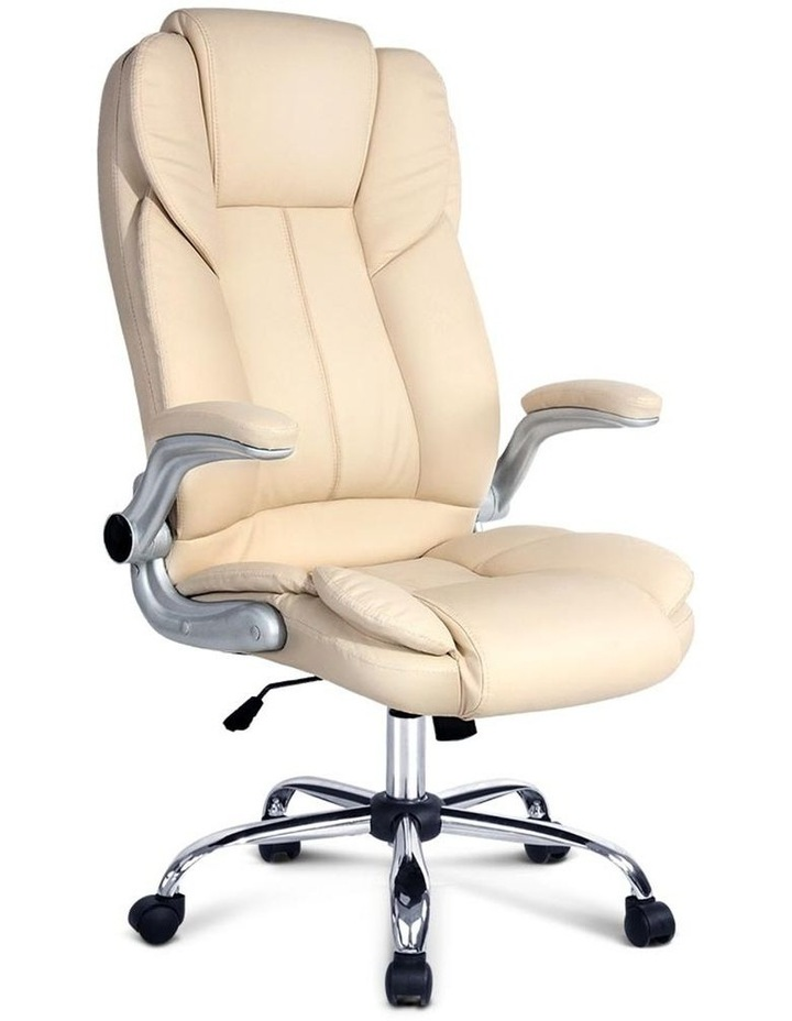 PU Leather Executive Office Chair image 1