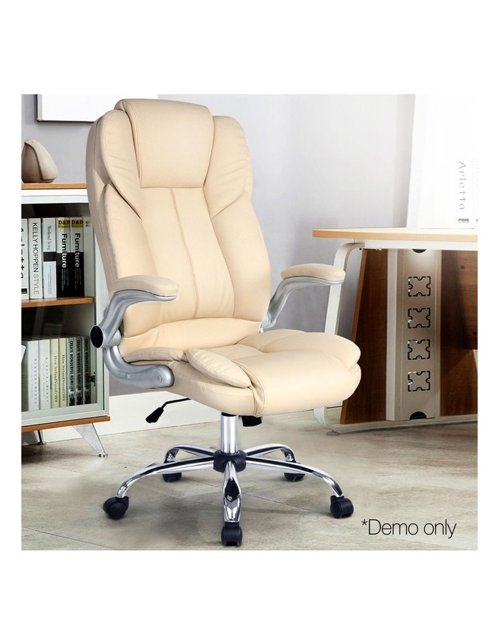 PU Leather Executive Office Chair image 2