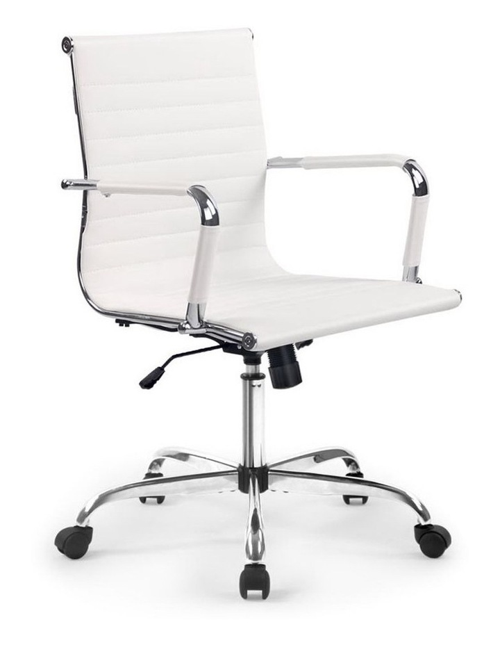 Eames Replica Premium PU Leather Office Chair image 1