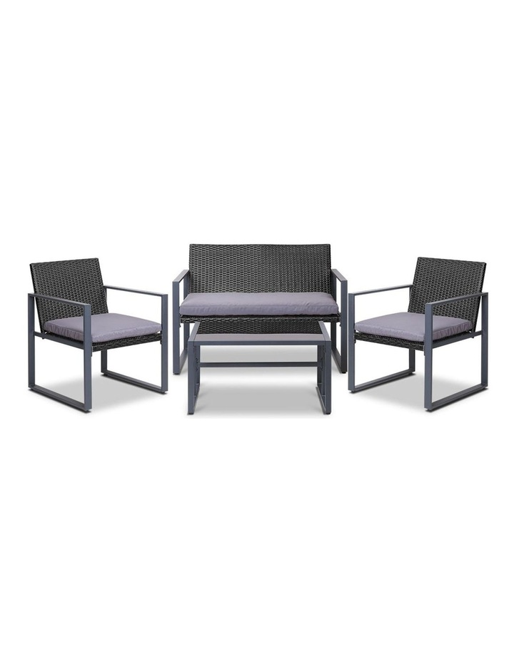 4pc Patio Furniture Set image 4