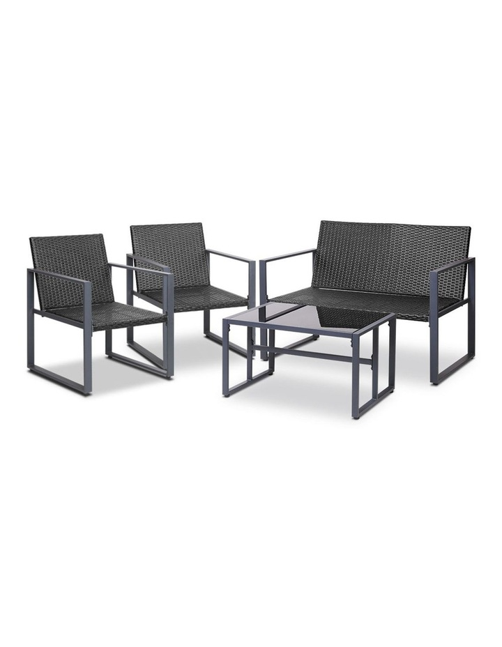 4pc Patio Furniture Set image 5