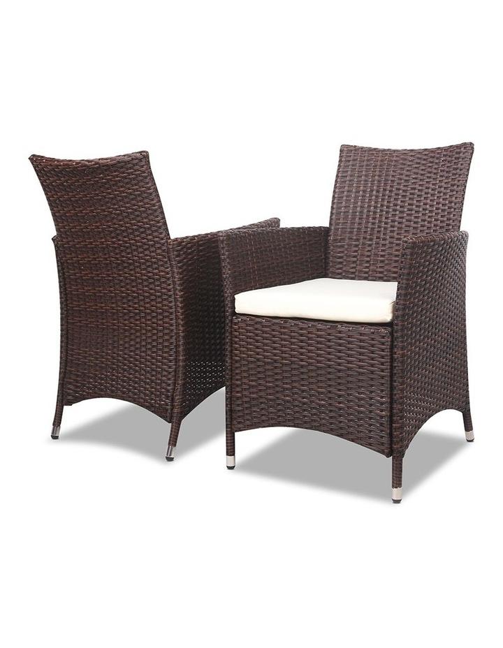3 Piece Wicker Outdoor Furniture Set image 5