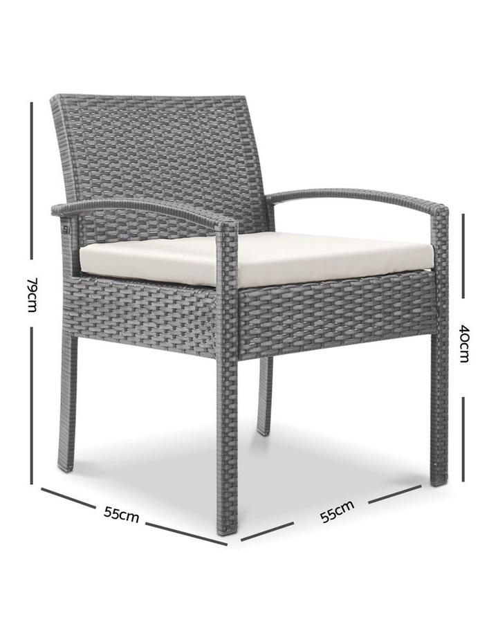 Outdoor Rattan Chair image 2