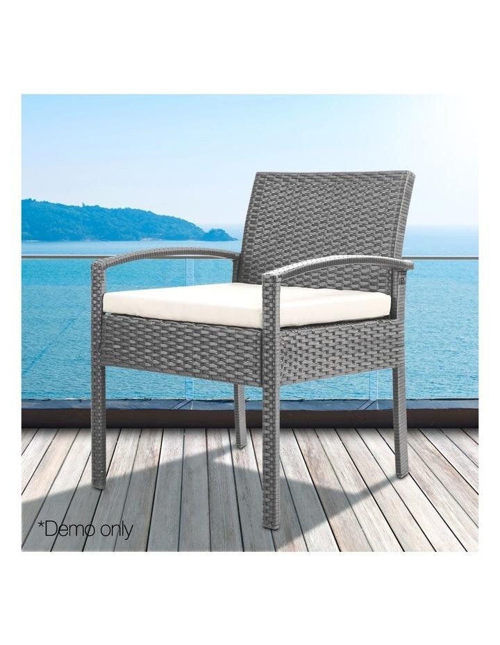 Outdoor Rattan Chair image 3