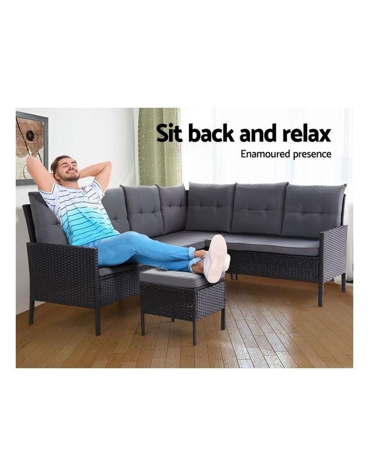 Outdoor Sofa Set image 4