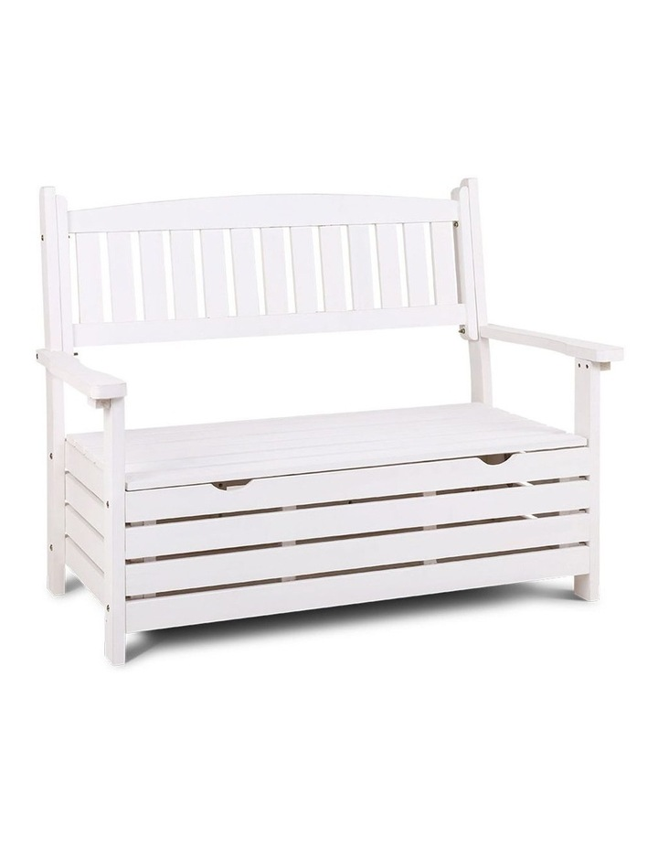 Outdoor Storage Bench image 1