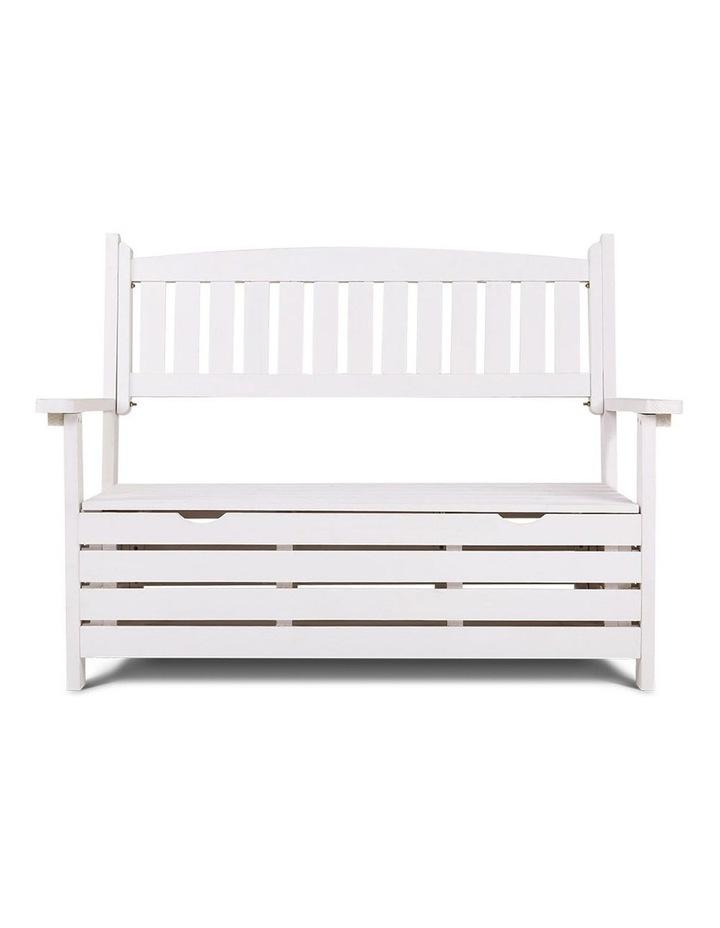 Outdoor Storage Bench image 3
