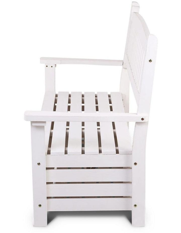 Outdoor Storage Bench image 4