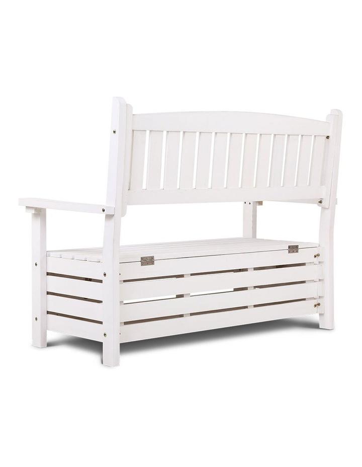 Outdoor Storage Bench image 5