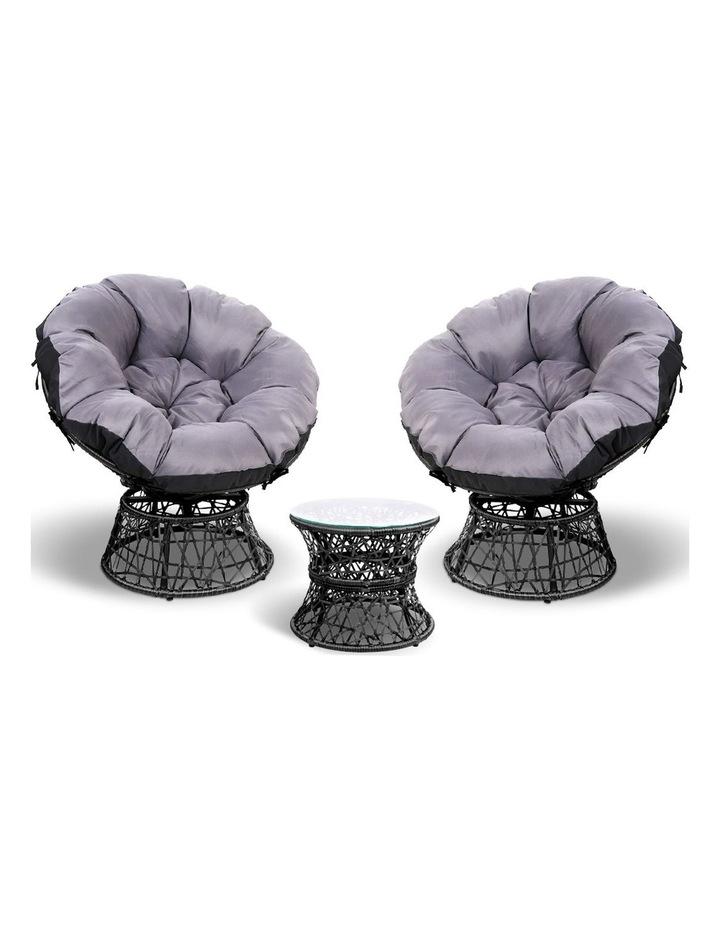 Papasan 2x Chair image 1