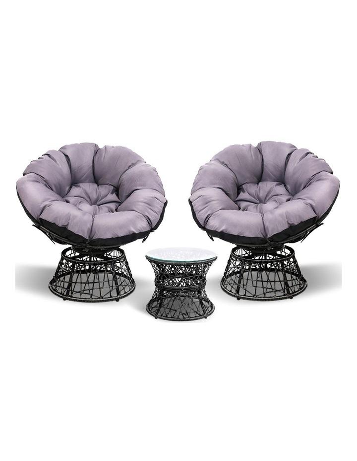 Papasan 2x Chair image 4