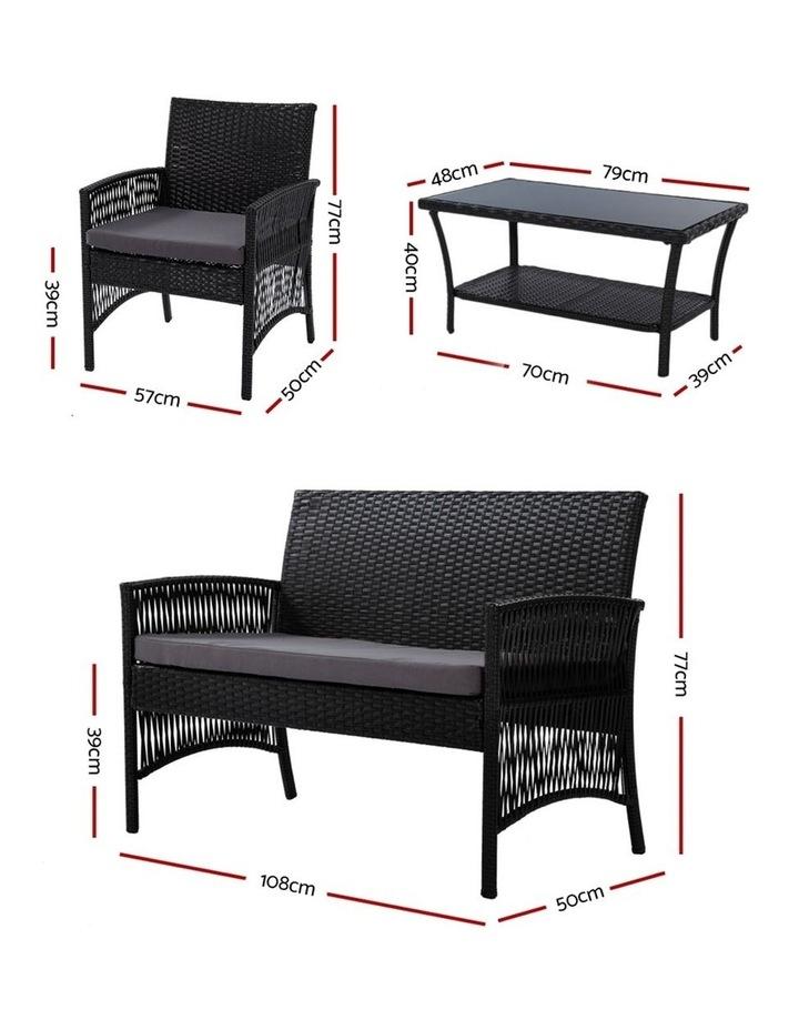 Furniture Rattan Set image 2