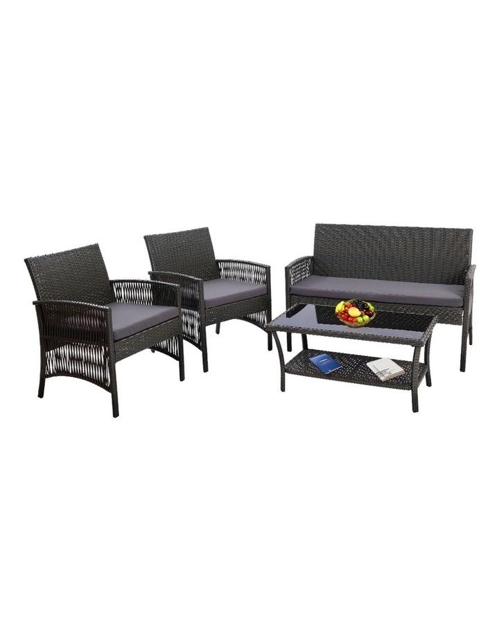 Outdoor Furniture Rattan Set image 1