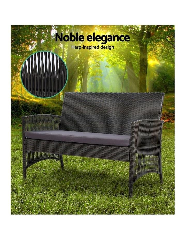 Outdoor Furniture Rattan Set image 4