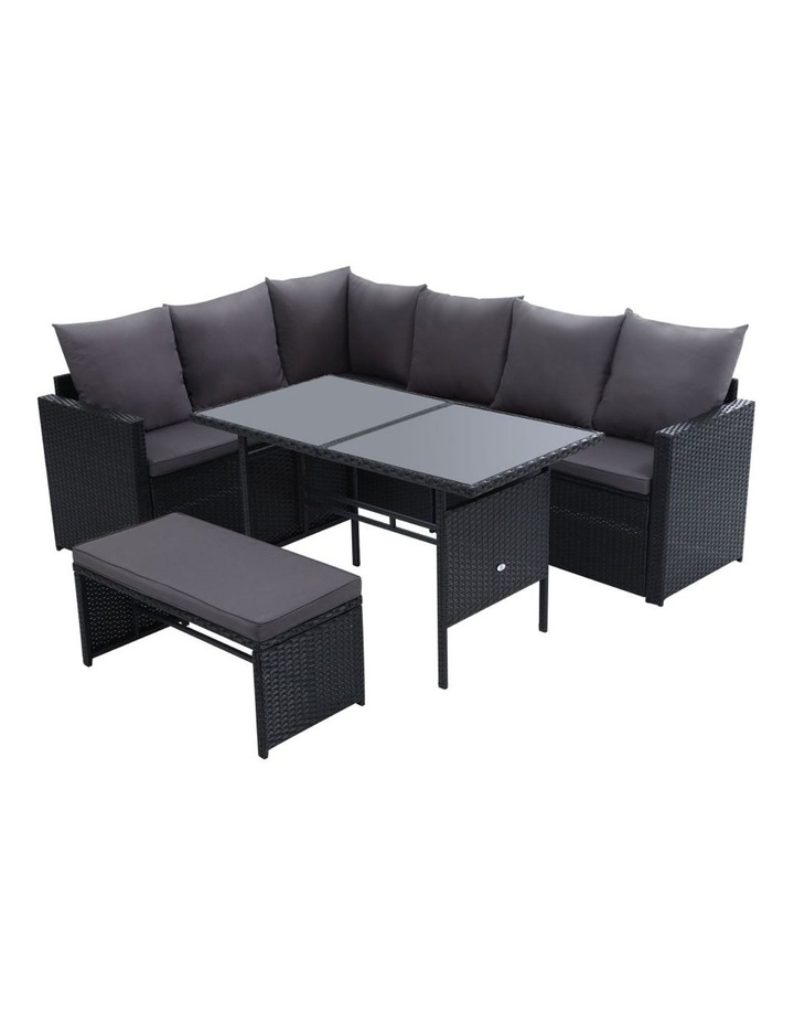 Outdoor Furniture Dining Setting image 1
