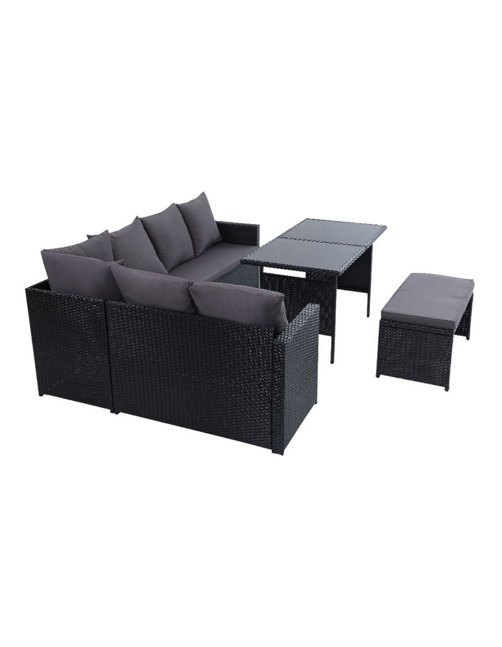 Outdoor Furniture Dining Setting image 4