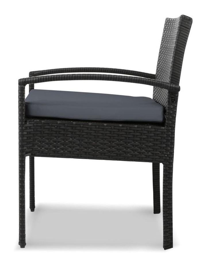 Gardeon 3-piece Outdoor Set - Black image 5