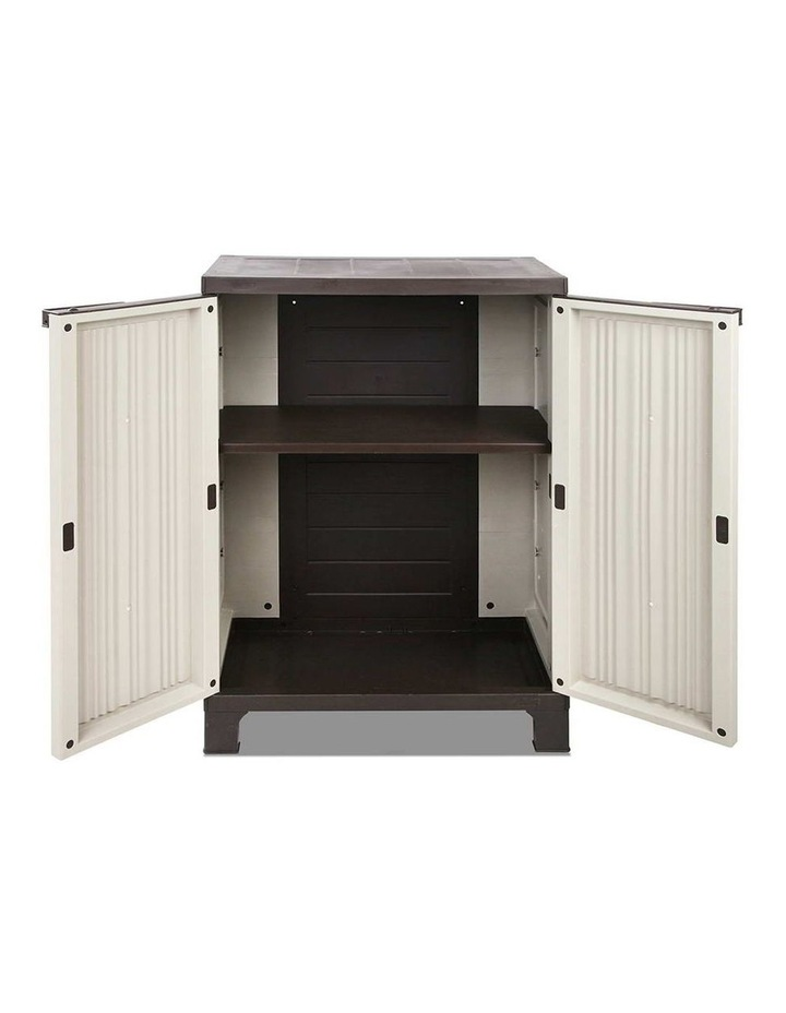 Outdoor Half Size Adjustable Cupboard image 4