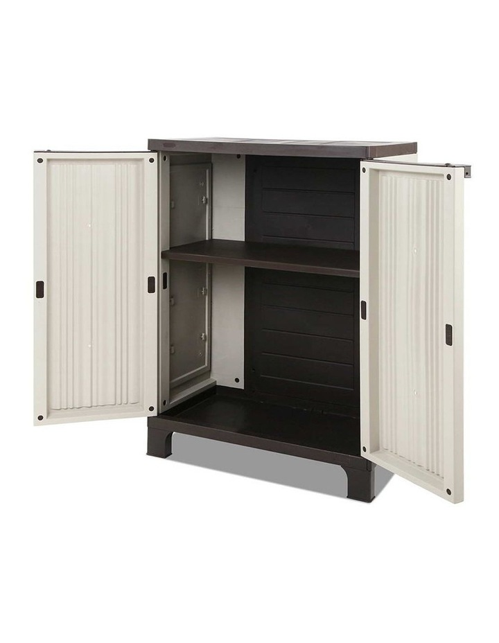 Outdoor Half Size Adjustable Cupboard image 5