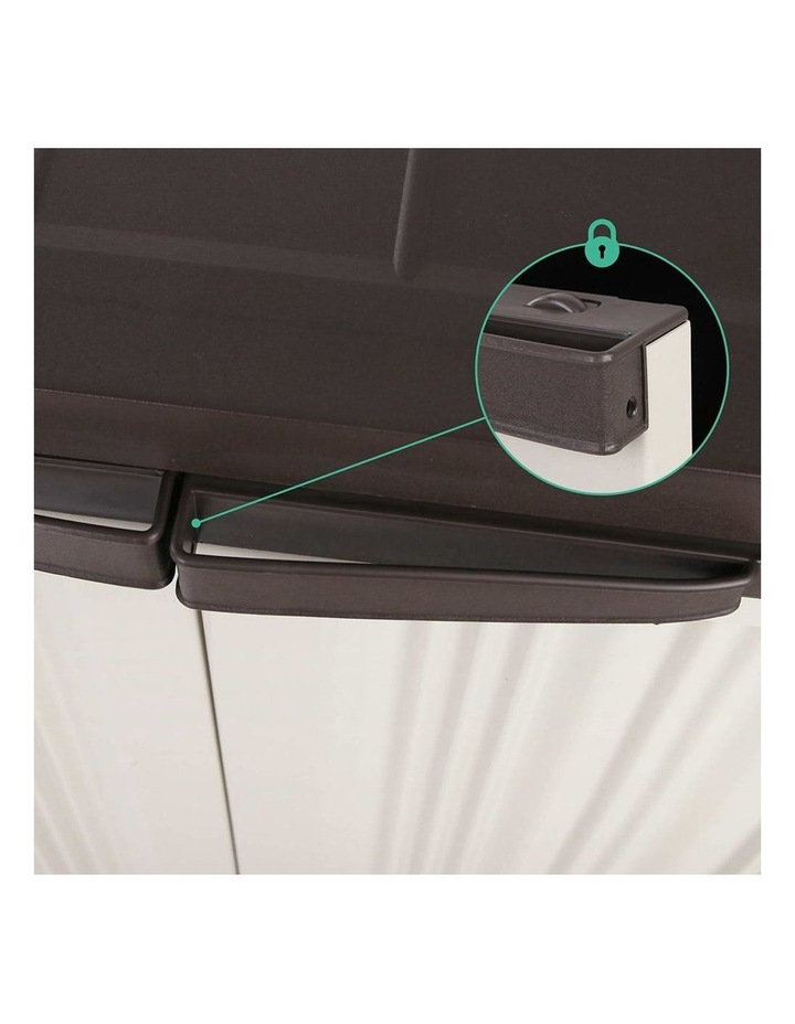 Outdoor Half Size Adjustable Cupboard image 6