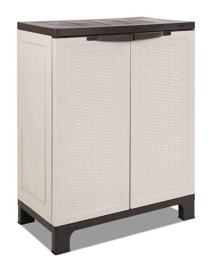 Outdoor Half Size Adjustable Cupboard image 1