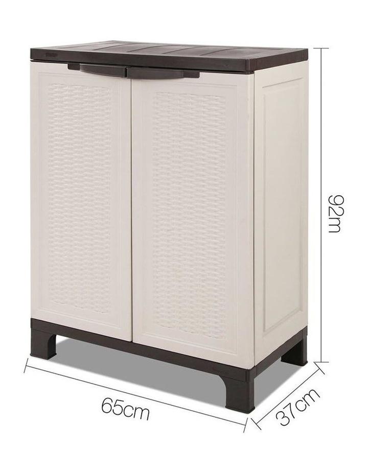 Outdoor Half Size Adjustable Cupboard image 2