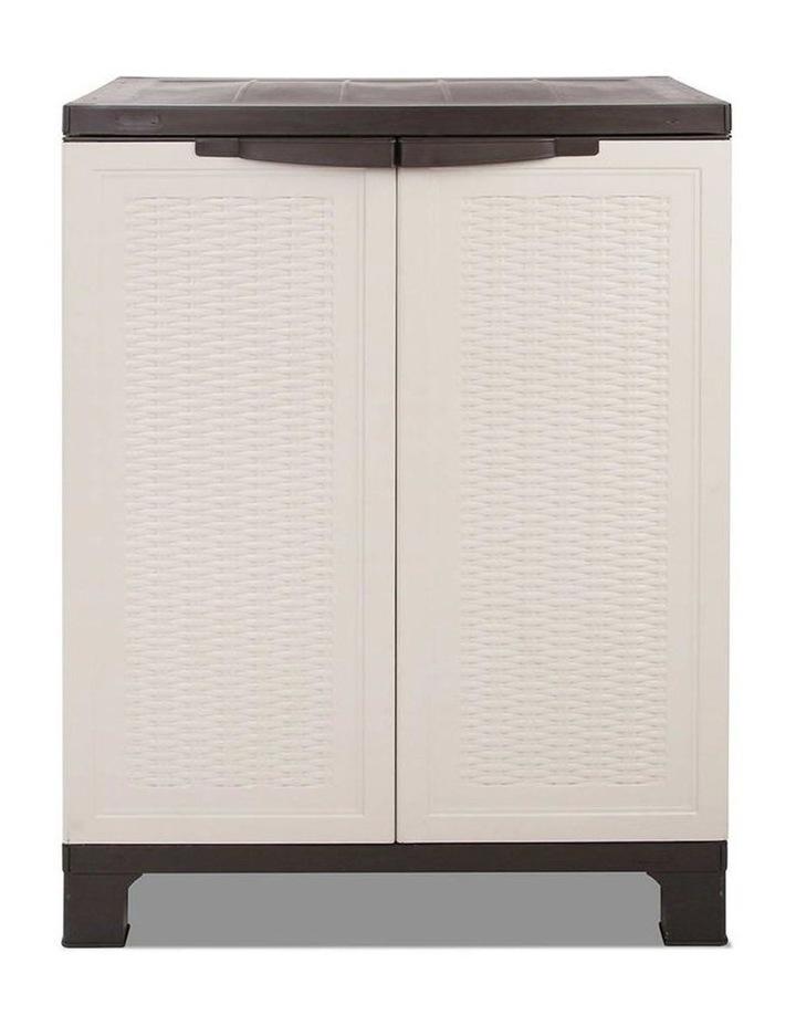 Outdoor Half Size Adjustable Cupboard image 3