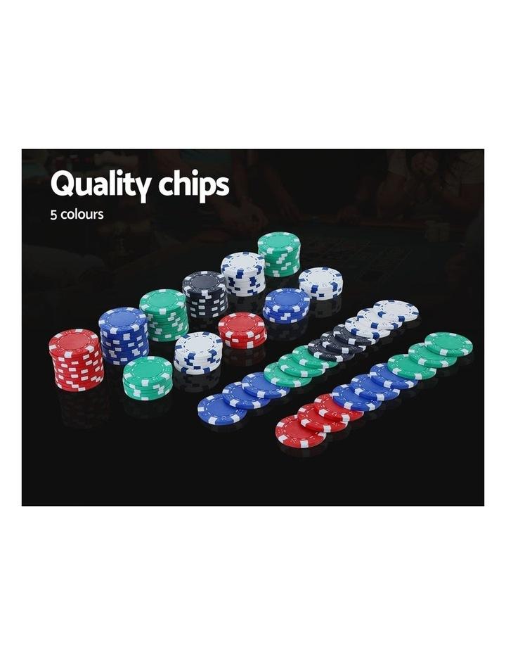 Poker Chip Set 1000PC Chips image 3