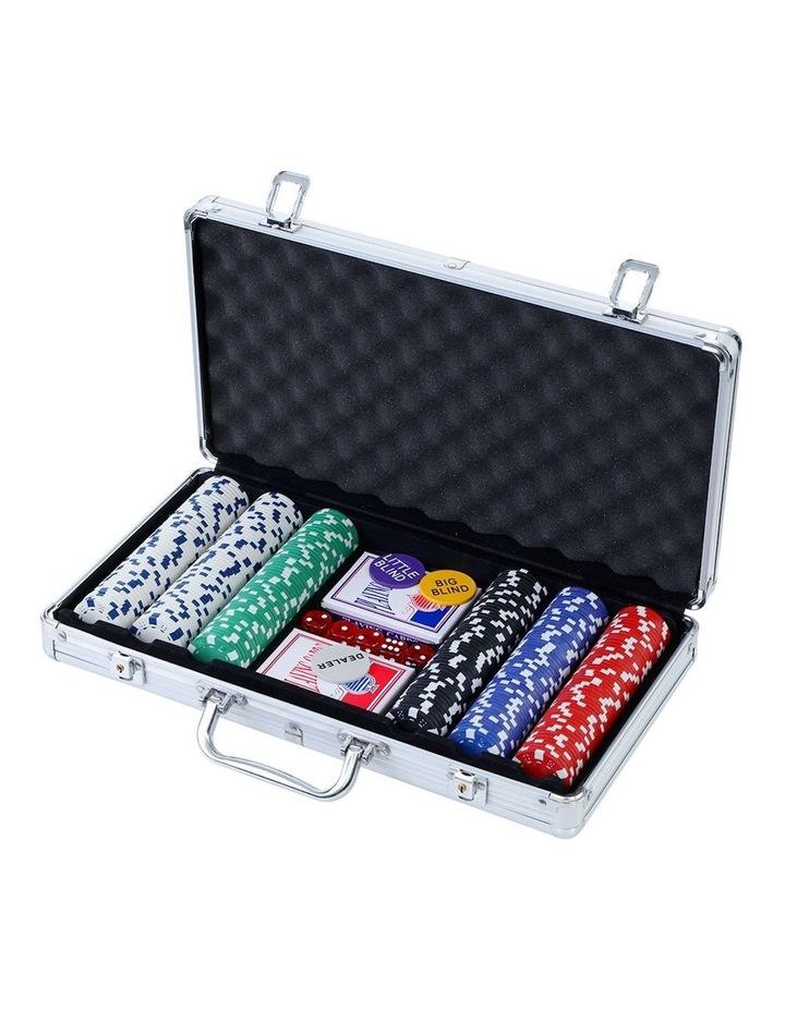 Poker Chip Set 300PC image 1