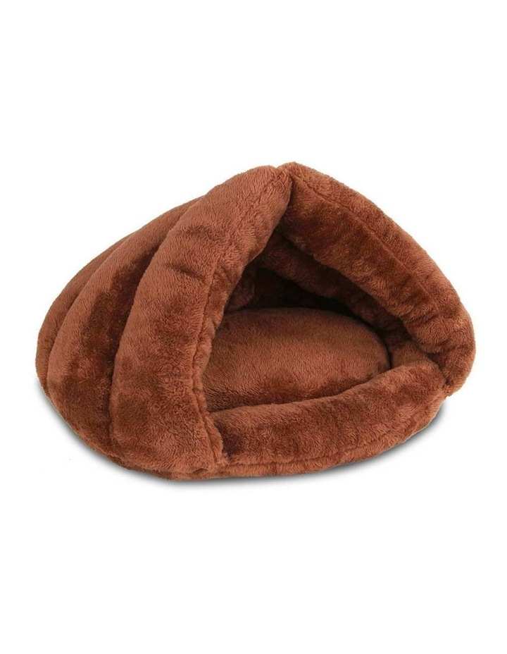 Washable Cave Pet Bed image 1